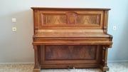 Антикварное немецкое пианино-рояль E.F. Gruss